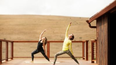 [TICKETS NO LONGER AVAILABLE]  Mindful Movement Outdoor Wellness Retreat